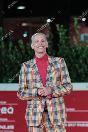 Editorial photo of 'John Waters' screening, 15th Rome Film Festival, Italy - 17 Oct 2020