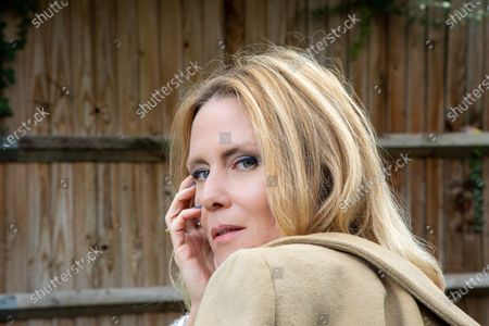 Roisin Murphy, Irish Singer, songwriter and performer photographed at her home