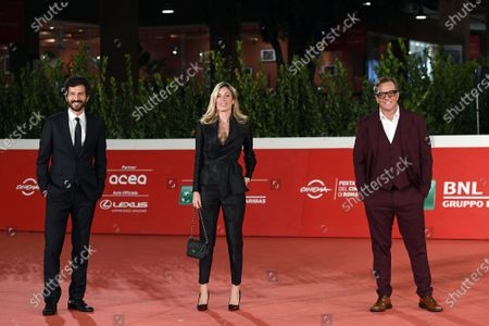 Editorial photo of 'Open Your Eyes' screening, 15th Rome Film Festival, Italy - 18 Oct 2020