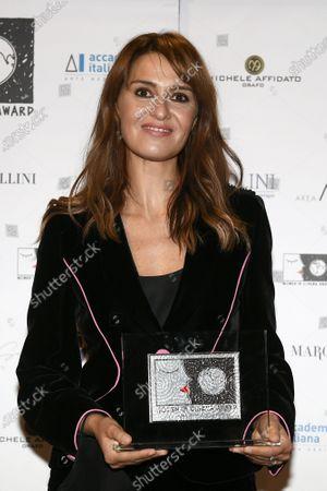 Actress Paola Cortellesi