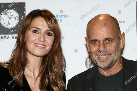 Editorial photo of Women in Cinema Award photocall, 15th Rome Film Festival, Italy - 18 Oct 2020