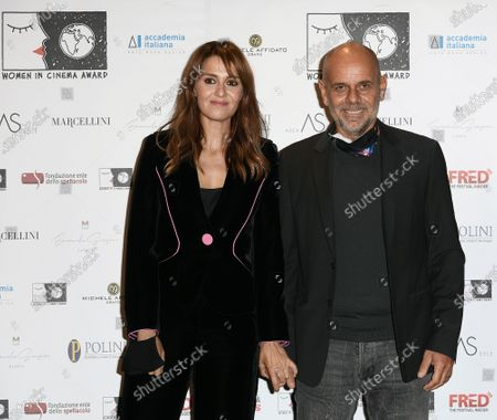 Editorial picture of Women in Cinema Award photocall, 15th Rome Film Festival, Italy - 18 Oct 2020