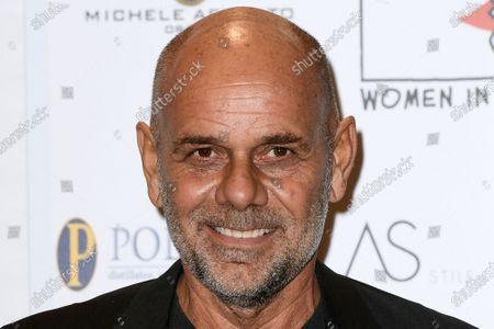 Stock Picture of Director Riccardo Milani