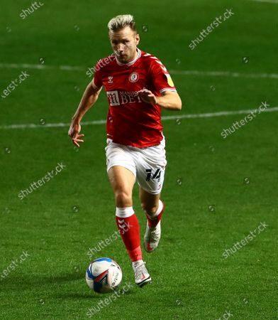 Stock Photo of Andreas Weimann of Bristol City