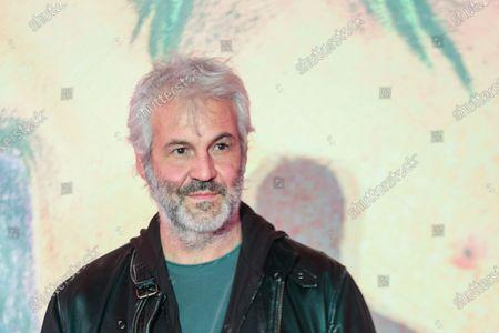 Stock Photo of Film producer Domenico Procacci