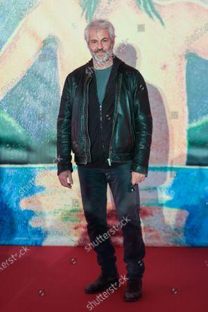 Stock Picture of Film producer Domenico Procacci