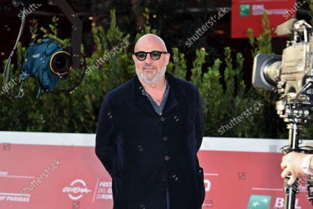 Director Gianfranco Rosi