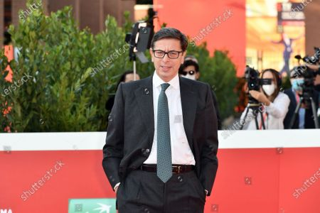 Editorial image of 15th Rome Film Festival, Italy - 19 Oct 2020
