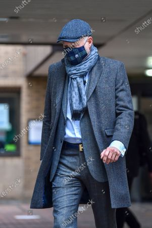Editorial photo of Former Blue Peter show presenter John Leslie found not guilty of sexual assault in London, UK - 19 Oct 2020