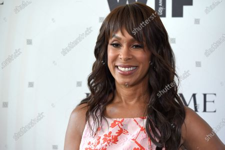 Channing Dungey arrives at the Women In Film Crystal and Lucy Awards in Beverly Hills, Calif. Dungey has been named chairman, Warner Bros. Television Group, starting her tenure at the studio early next year. The news was announced today by Ann Sarnoff, Chair and CEO, WarnerMedia Studios and Networks Group, to whom she will report. Dungey will succeed Peter Roth who will be stepping down from his Studio responsibilities running the TV Group and its operating divisions in early 2021