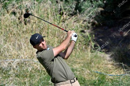 Editorial picture of Las Vegas Golf, North Las Vegas, United States - 18 Oct 2020