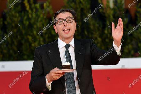 Stock Image of Antonio Monda