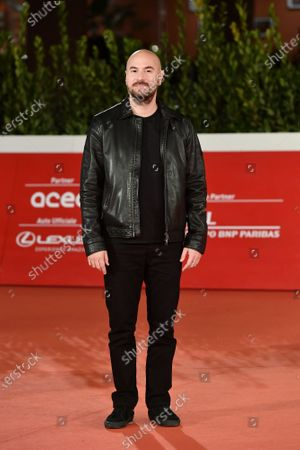 Editorial picture of 'The Speech' screening, 15th Rome Film Festival, Italy - 19 Oct 2020