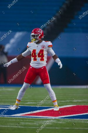 Editorial image of Chiefs Bills Football, Orchard Park, United States - 19 Oct 2020