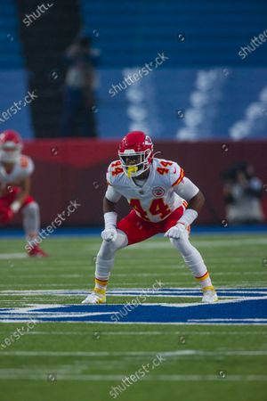 Editorial photo of Chiefs Bills Football, Orchard Park, United States - 19 Oct 2020