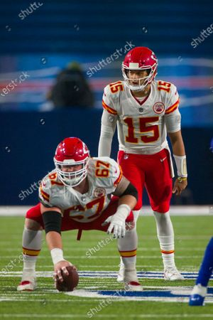 Editorial picture of Chiefs Bills Football, Orchard Park, United States - 19 Oct 2020