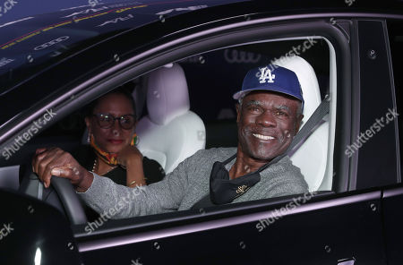 """Stock Photo of Glynn Turman attends Amazon Studios """"One Night In Miami"""" AFI Fest Drive In screening on Monday, October 19 at the Rose Bowl."""