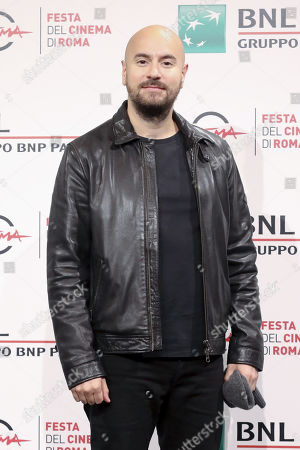 Editorial photo of 'The Speech' photocall, 15th Rome Film Festival, Italy - 19 Oct 2020
