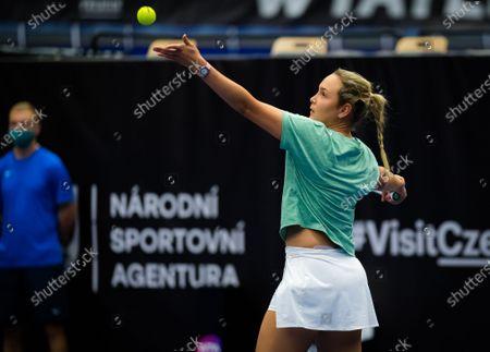 Editorial image of J&T Banka Ostrava Open, Tennis, Ostrava, Czech Republic - 20 Oct 2020