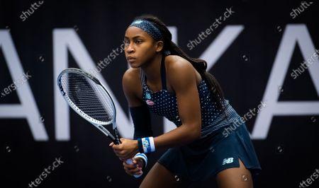 Editorial photo of J&T Banka Ostrava Open, Tennis, Ostrava, Czech Republic - 22 Oct 2020