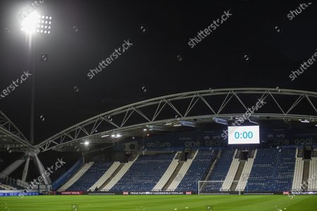 Stock Picture of John Smith Stadium, Huddersfield general view.