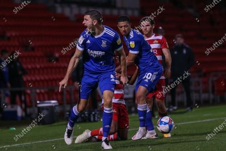 Editorial image of Doncaster Rovers v Ipswich Town, EFL Sky Bet League One, Football, Keepmoat Stadium, Doncaster, UK - 20 Oct 2020