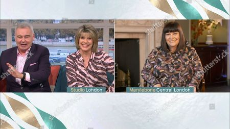 Editorial picture of 'This Morning' TV Show, London, UK - 20 Oct 2020
