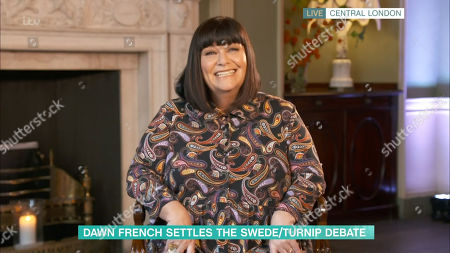 Stock Picture of Dawn French