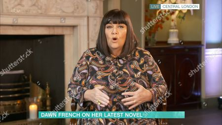 Stock Image of Dawn French