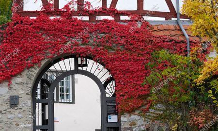 An exterior view of the Dioezesanmuseum in Limburg an der Lahn, Germany, 20 October 2020.