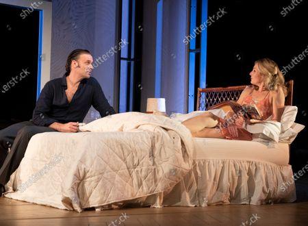 Nancy Carroll as Emma, Joseph Millson as Robert