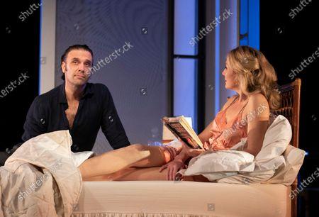 Stock Picture of Nancy Carroll as Emma, Joseph Millson as Robert