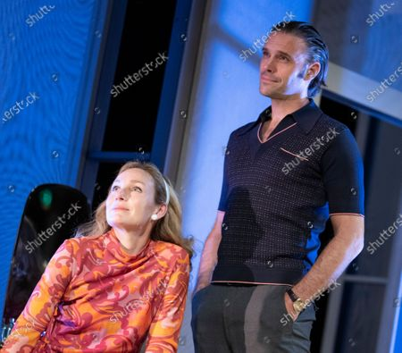 Editorial picture of 'Betrayal' Play by Harold Pinter performed at he Theatre Royal,  Bath, UK - 20 Oct 2020