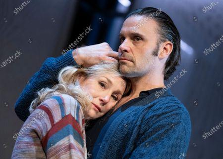 Editorial photo of 'Betrayal' Play by Harold Pinter performed at he Theatre Royal,  Bath, UK - 20 Oct 2020