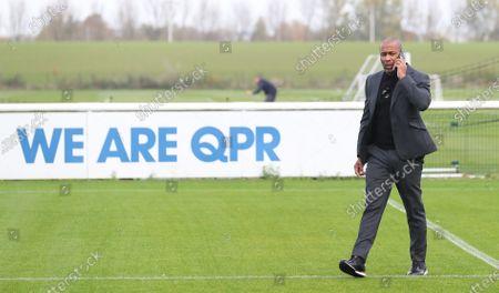 Les Ferdinand - QPR Director of Football