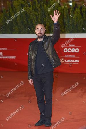 Editorial image of 'The Speech' screening, 15th Rome Film Festival, Italy - 19 Oct 2020