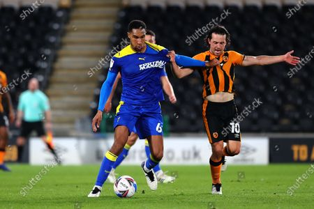 Editorial picture of Hull City v AFC Wimbledon, EFL Sky Bet League 1 - 20 Oct 2020