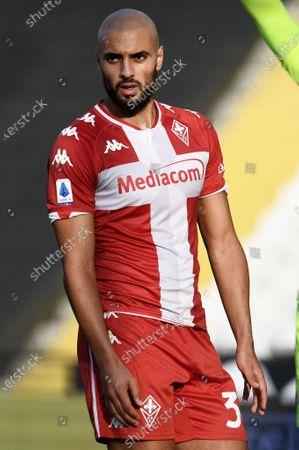 Stock Photo of Sofyan Amrabat of ACF Fiorentina in action