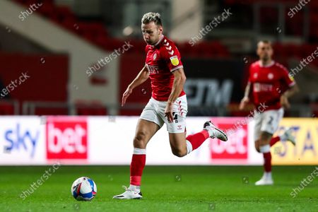 Andreas Weimann of Bristol City