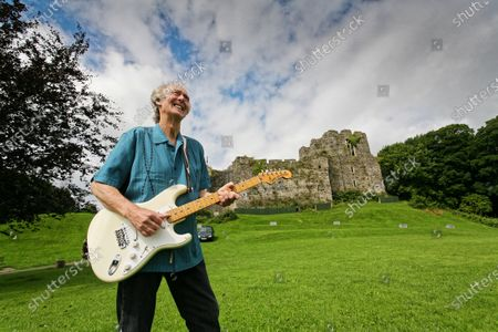 Spencer Davis, at Oystermouth Castle