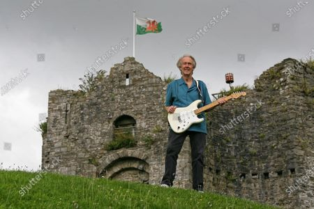 Stock Photo of Spencer Davis, at Oystermouth Castle