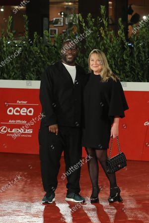 Editorial photo of 'Small Axe' premiere, Rome Cinema Festival, Italy - 16 Oct 2020