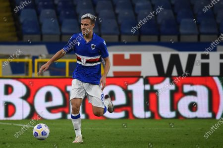 Stock Image of Valerio Verre (Sampdoria)