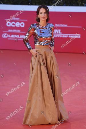 Editorial picture of 'Terra Mia' film premiere, Rome Film Festival, Italy - 20 Oct 2020