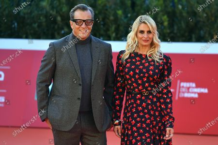 Editorial image of 'Terra Mia' film premiere, Rome Film Festival, Italy - 20 Oct 2020