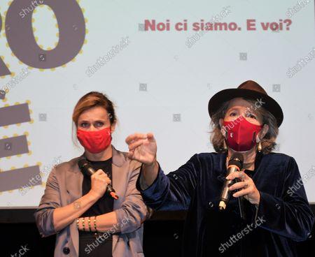 Andree Ruth Shammah, Lucia Mascino