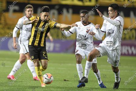 Editorial photo of Brazil Soccer Copa Libertadores, Montevideo, Uruguay - 20 Oct 2020