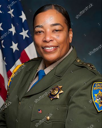Editorial picture of California Highway Patrol-Commissioner, United States - 21 Oct 2020