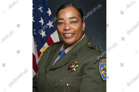 """Stock Image of This undated photo provided by the California Highway Patrol shows Deputy Commissioner Amanda L. Ray a 30-year veteran of the California Highway Patrol (CHP). California Gov. Gavin Newsom announced on Tuesday that Ray, will be the first woman and second Black to head the agency after the announcement of Commissioner Warren Stanley's retirement. Newsom said in a statement that Ray will help the state """"advance reforms to our criminal justice system that will help foster a more just and inclusive future for all Californians"""