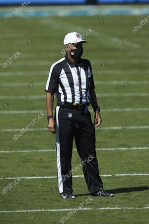 Editorial picture of Bears Panthers Football, Charlotte, United States - 18 Oct 2020